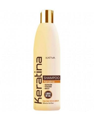 Kativa Keratina Shampoo